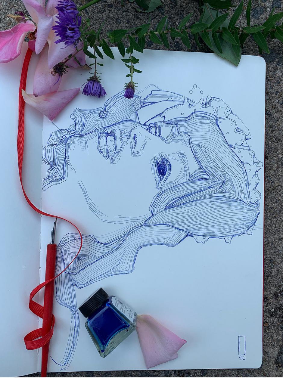 Pen & Ink Drawing Workshop Supplies