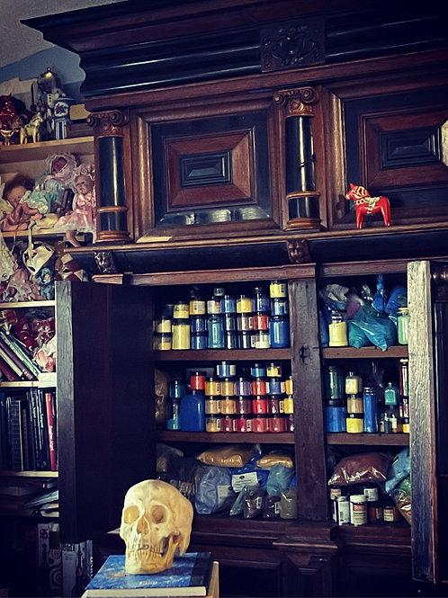 Making your Own Oil Paint- September 26, 2021