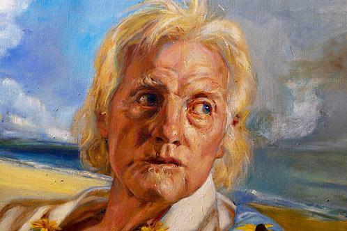 Painting the Portrait in Oils, September 18-19, 2021