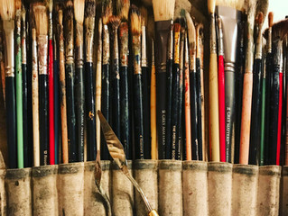 Painting Workshop Supplies