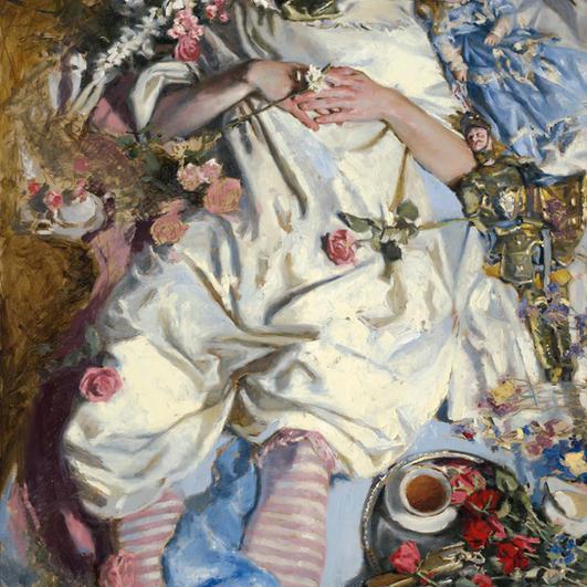 The Dream Of Pierrot