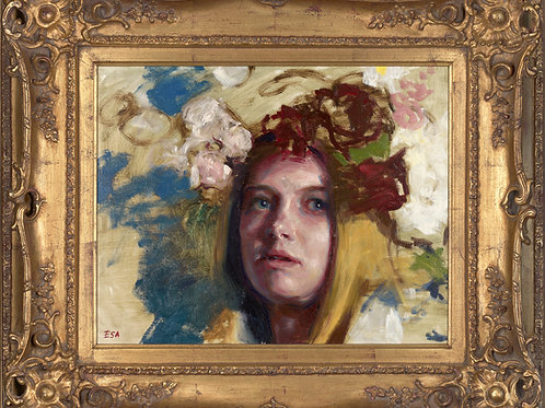 Painting the Portrait in Oils, October 17-18, 2020