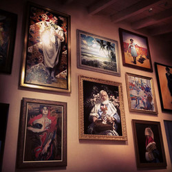 Private Collection Wall