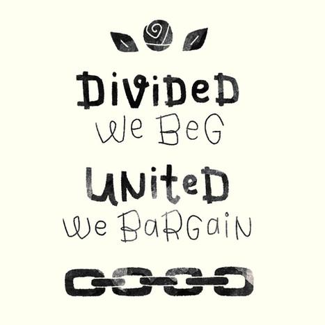 Divided We Beg, United We Bargain