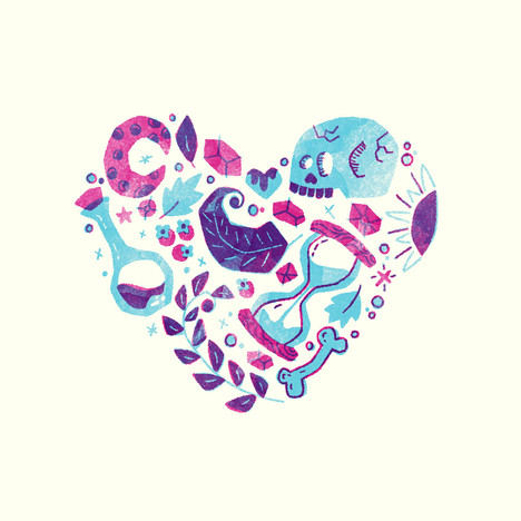 Heart Collage