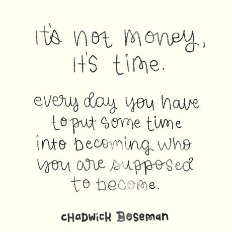 Chadwick Boseman Quote pt 2