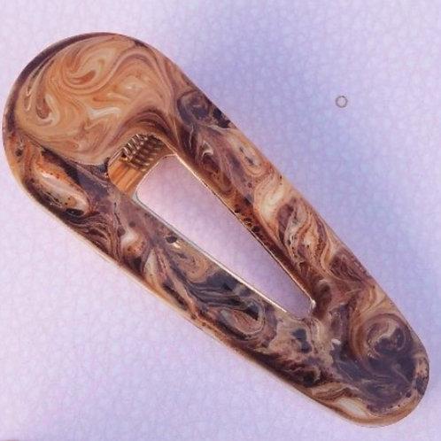 Honeycomb Hair Clip
