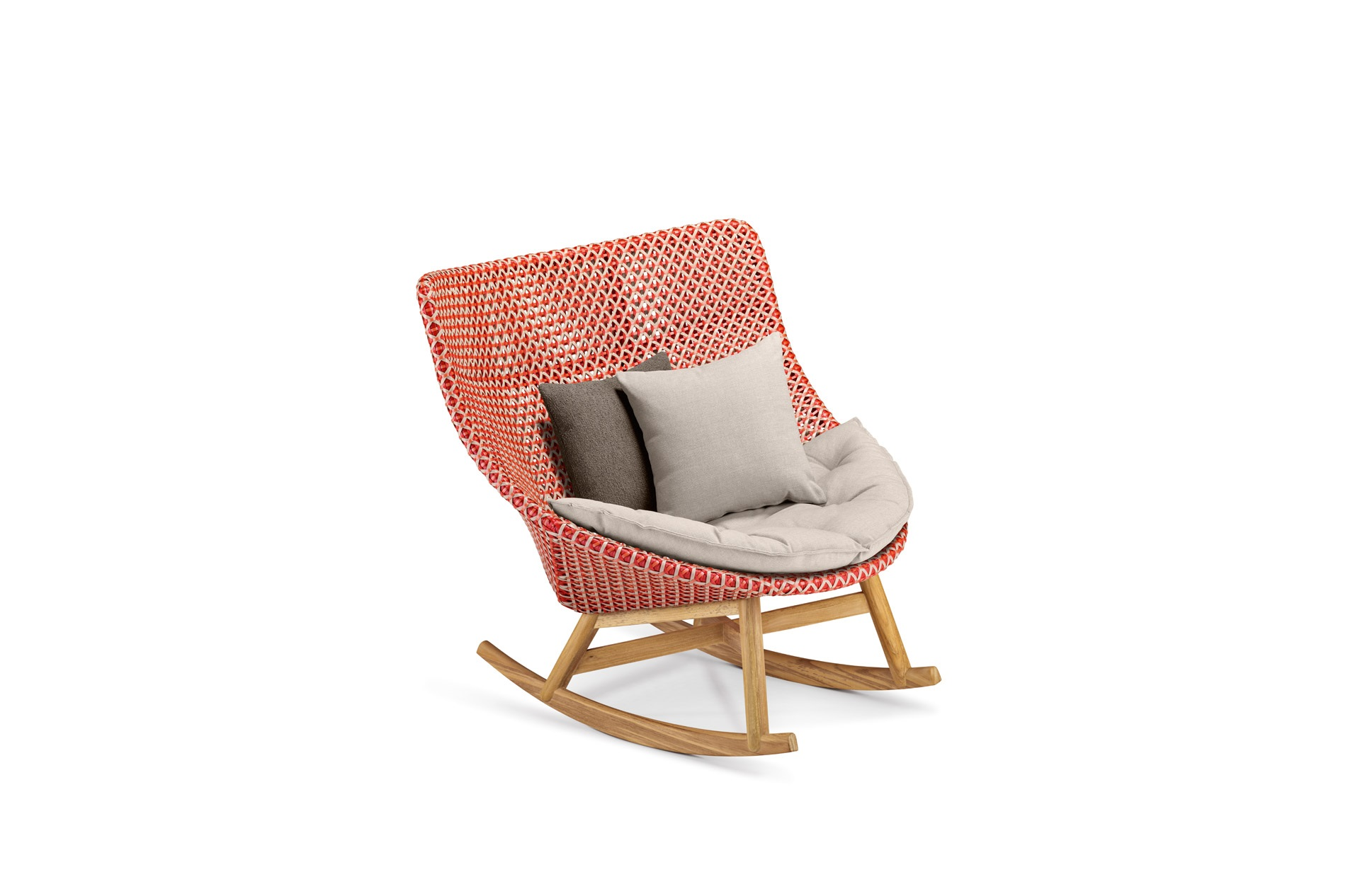 DEDON-Mbrace-Rocking-chair-decocushion-spice