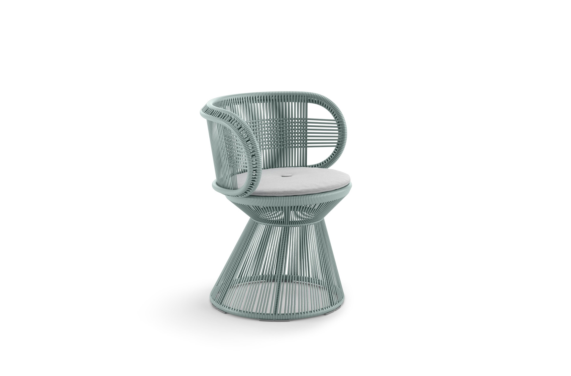 DEDON-CIRQL-Armchair-central-base-seat-c