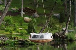 Daybed Swingrest de Dedon