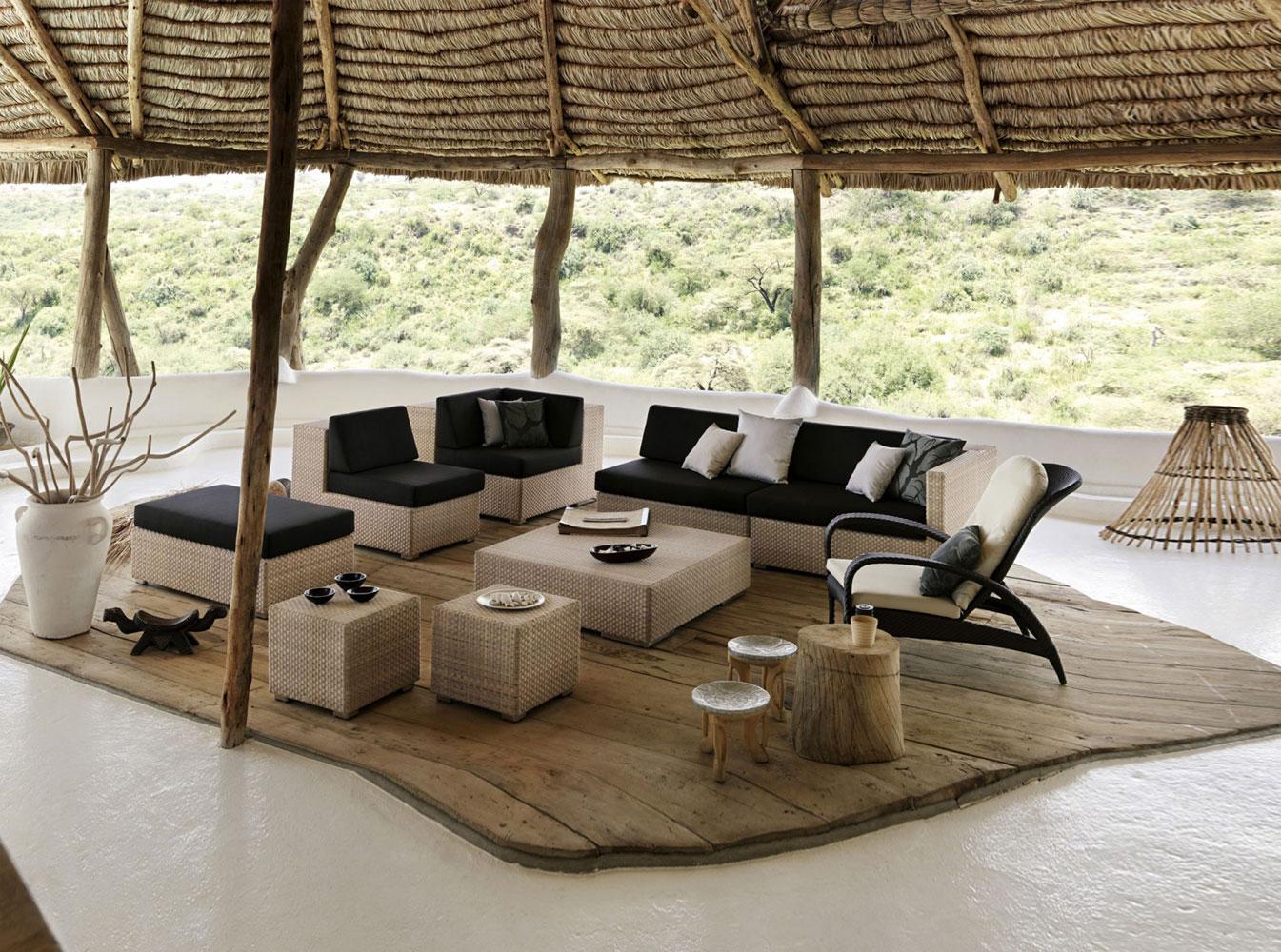 Estar Lounge de Dedon