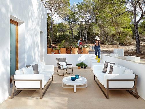 Exteria, livings para exterior, jardines y terrazas en Chile