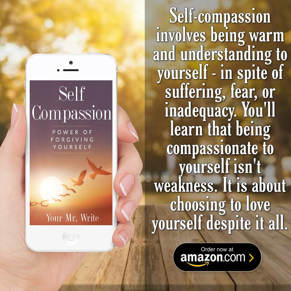 SELF COMPASSION - The Power of Forgiving Yourself