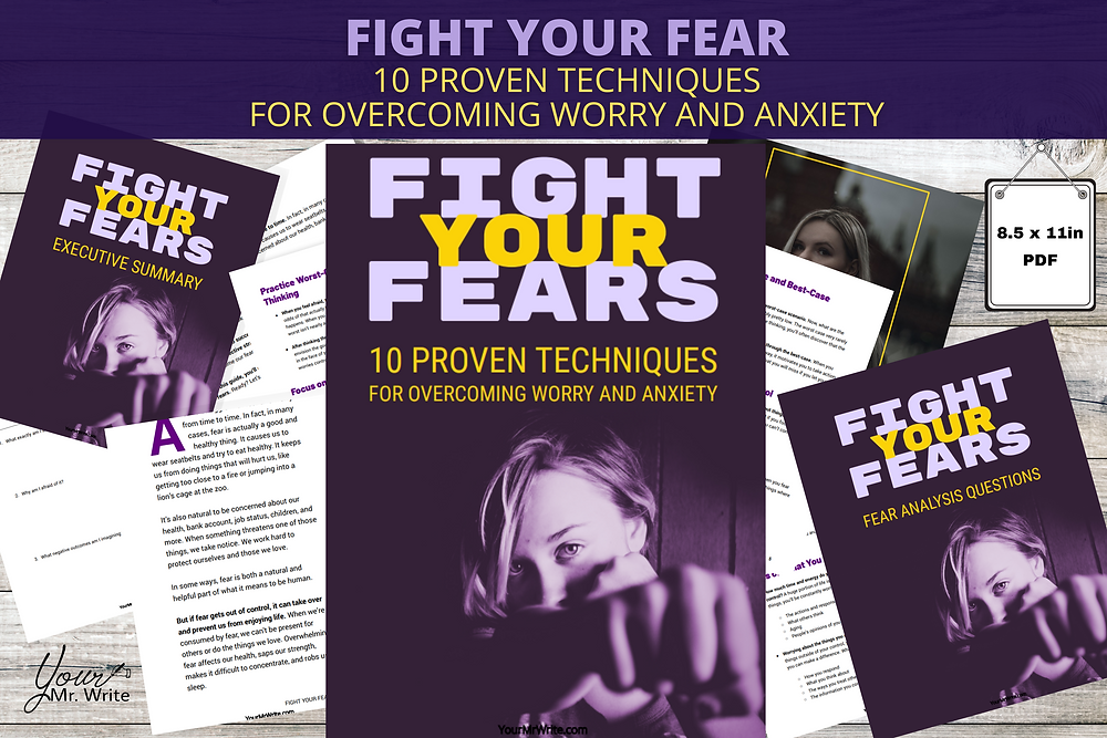 Fight Your Fears 9 Things Emotionally Healthy People Do