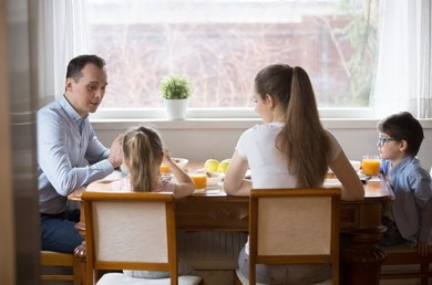 TEACHING HEALTHY BOUNDARIES TO YOUR KIDS