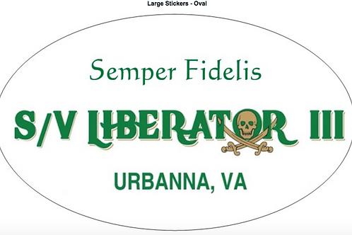 SF-SVLiberatorIII Sticker