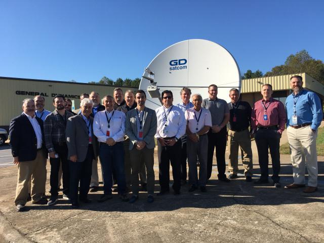 2017 GD-International SATCOM Partner Meeting