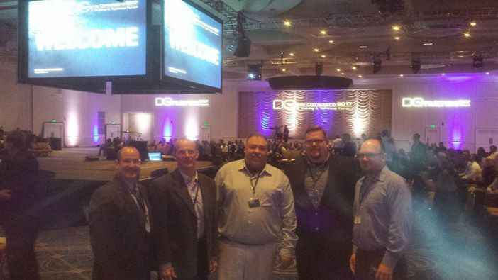 DC17 Carroll Communications Team