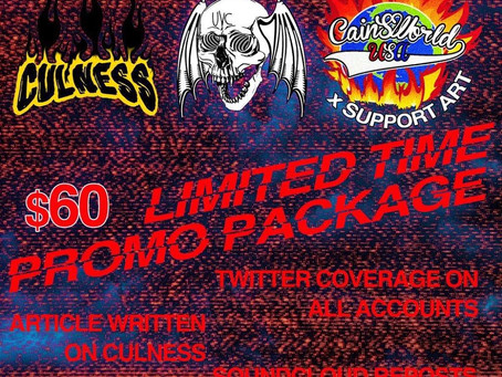 Promo Packages!