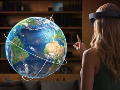 Social Media, Language and a Dystopian Virtual Reality