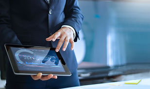 Analyzing-data,-Businessman-working-and-