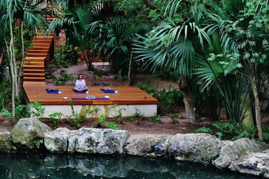 Mayan Massage & Deep Meditation