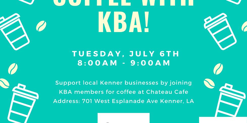 Coffee With KBA