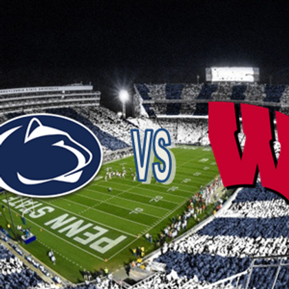 Penn State vs Wisconsin Tailgate Viewing Party