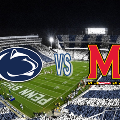 Penn State vs Maryland Tailgate Viewing Party: November 6, 2021