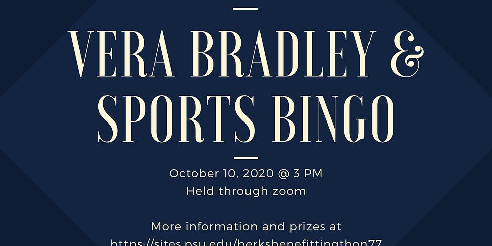Vera Bradley & Sports Bingo