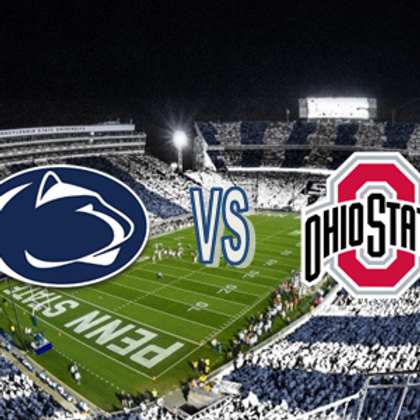 Penn State vs Ohio State Tailgate Viewing Party: October 30, 2021