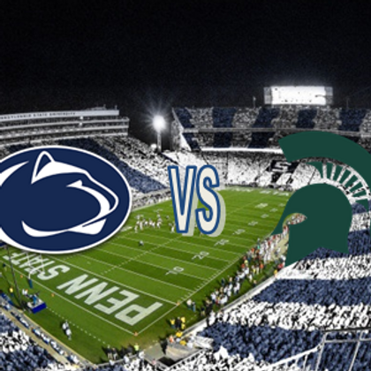 Penn State vs Michigan State Tailgate Viewing Party: November 27, 2021
