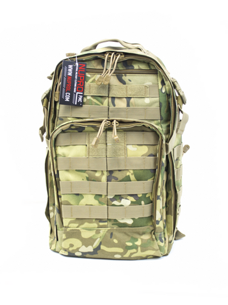 NP PMC DAY PACK - NP CAMO