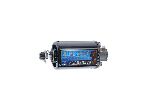 ULTIMATE Motor, M100-M120, short axle