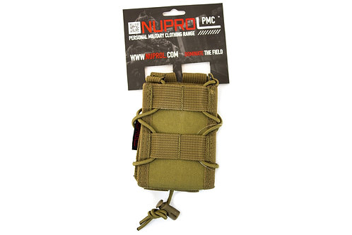 NUPROL PMC RIFLE OPEN TOP POUCH - TAN