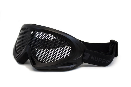 NUPROL PRO MESH EYE PROTECTION BLACK