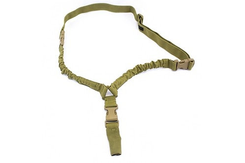 NUPROL ONE POINT BUNGEE SLING 1000D TAN