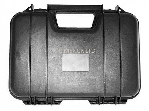 P103 STRONG AIRSOFT HARD PISTOL CASE IN BLACK