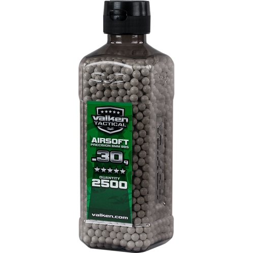 Valken Tactical 0.30g BBs - 2500CT Bottle