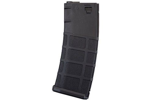 NUPROL N-MAG MID-CAP MAG 30/125RND - BLACK