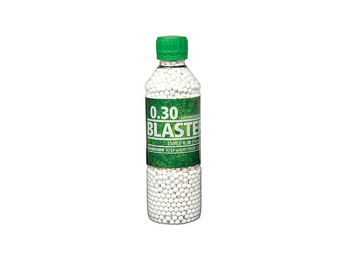 ASG Blaster 0,30g Airsoft BB -3000 pcs in bottle