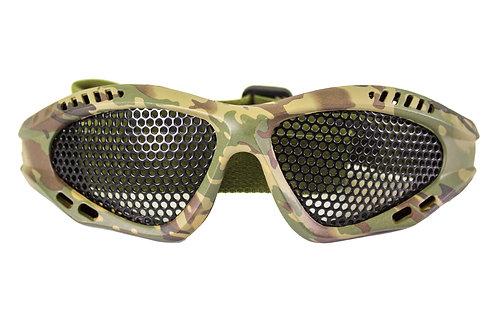 NUPOL Shades Mesh Eye Protection Camo