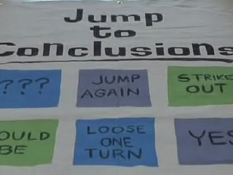 Ever gotten burned by jumping to conclusions? This simple trick helps you deal with uncertainty
