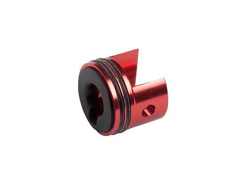 Cylinder head, aluminium, ver. 7, red