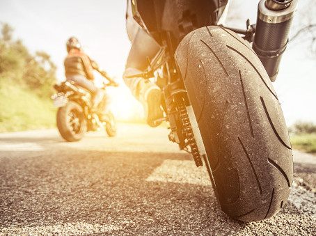 Just how dangerous is that motorcycle? The surprising math of recurring risk