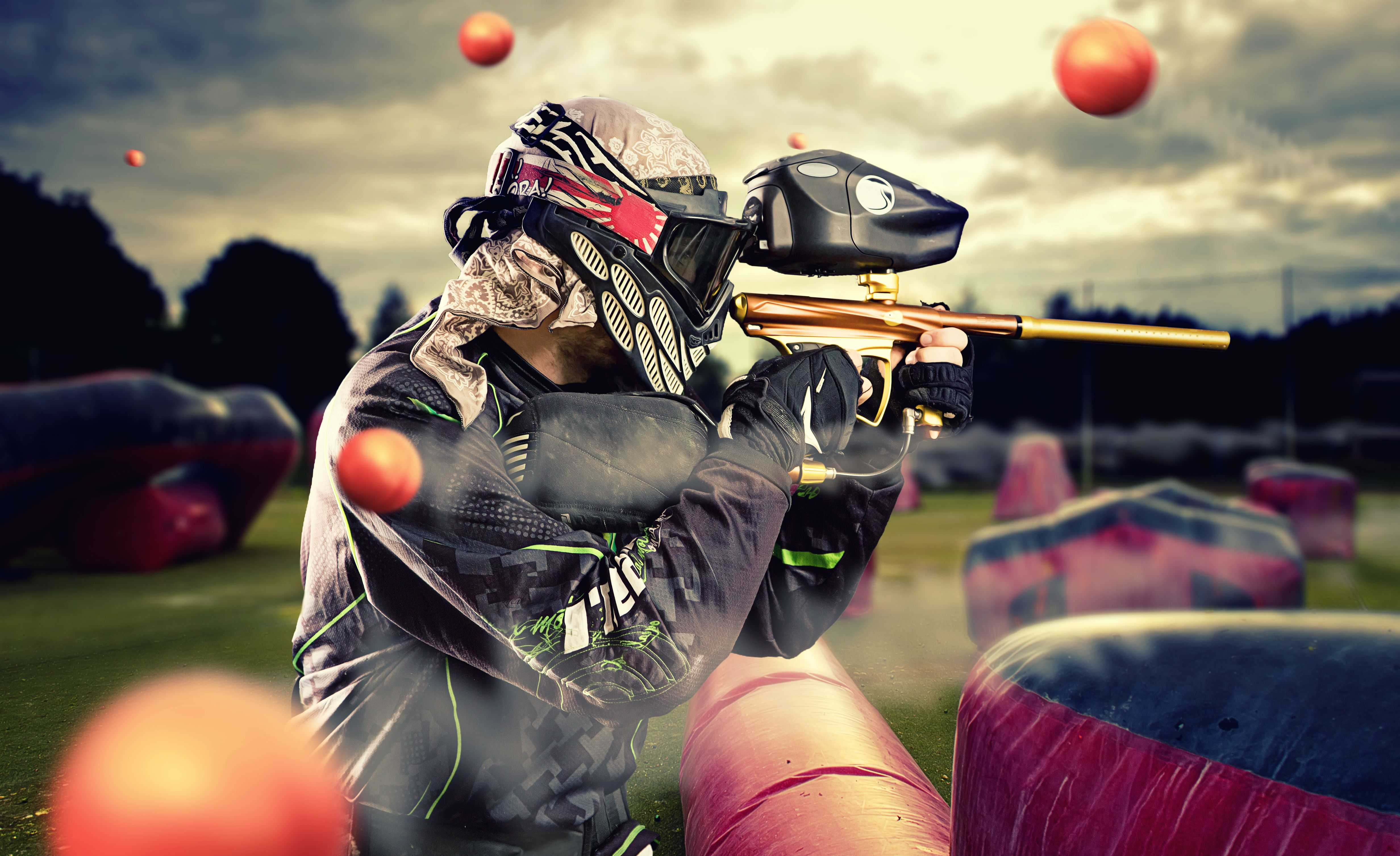 PAintball Picture