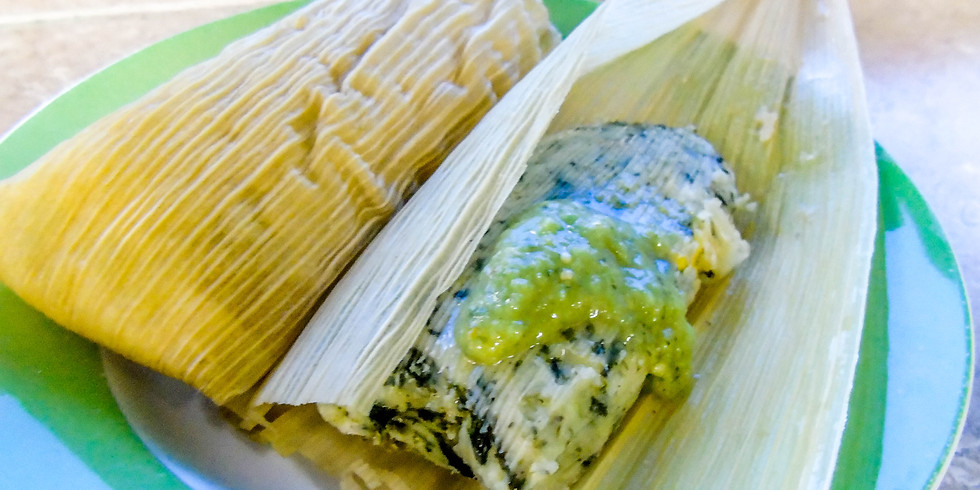 🇲🇽 Tamales and Guacamole