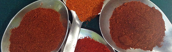 Chile Powders