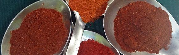 Chile Powders
