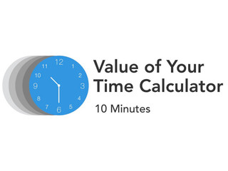 Learn What Your Time Is Worth